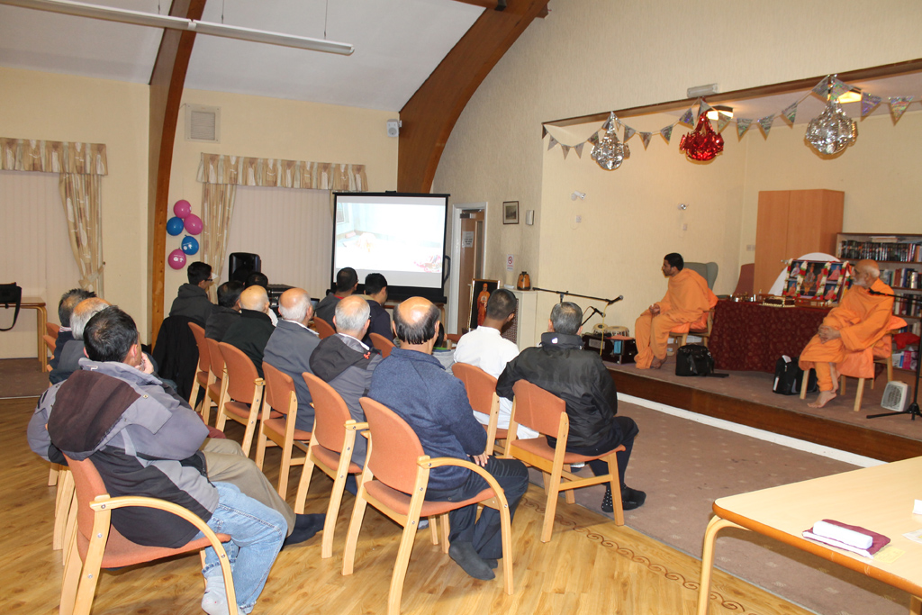 Pramukh Swami Maharaj Birthday Celebrations, Bolton, UK