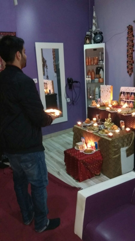 Pramukh Swami Maharaj Birthday Celebrations, Valencia, Spain