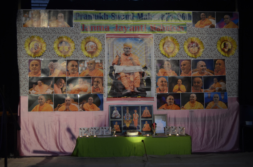 Pramukh Swami Maharaj Birthday Celebrations, Dublin, Ireland