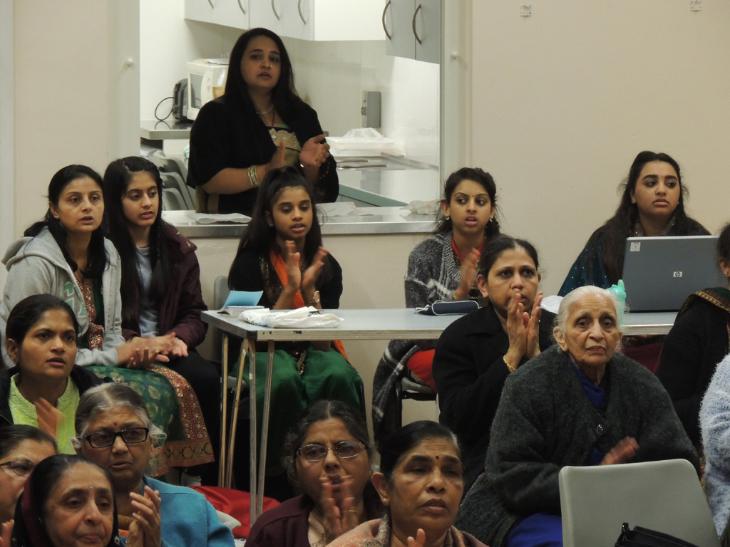 Pramukh Swami Maharaj Birthday Celebrations, Crawley, UK