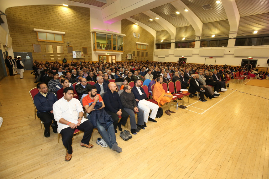 Pramukh Swami Maharaj Birthday Celebrations, Brent & Harrow, UK