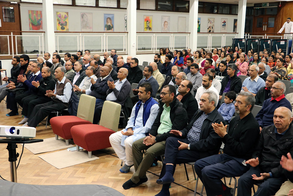 Pramukh Swami Maharaj Birthday Celebrations, West London, UK