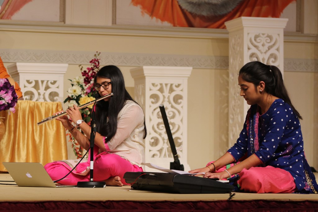 Pramukh Swami Maharaj Birthday Celebrations, Mahila Mandal, London, UK