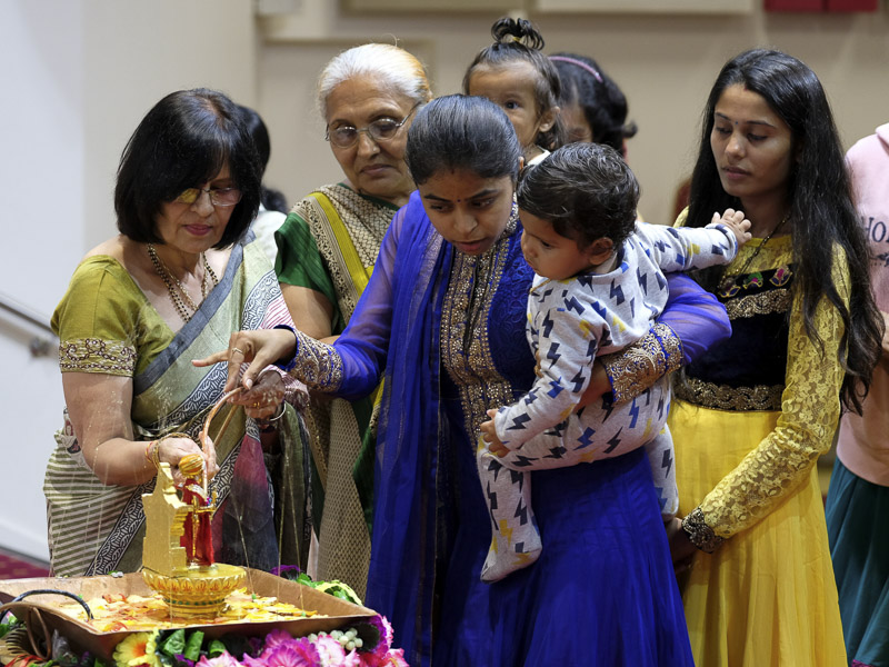 Pushpadolotsav Celebration 2017, Adelaide