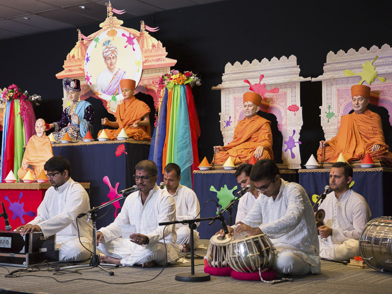 Pushpadolotsav Celebration 2017, Perth