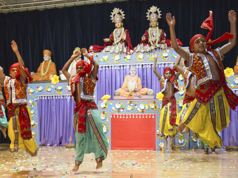 Pushpadolotsav Celebration 2017, Auckland