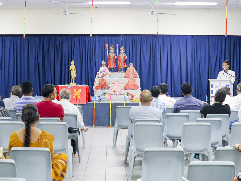 Pushpadolotsav Celebration 2017, Darwin