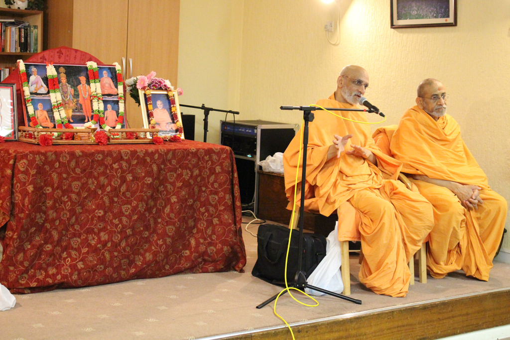 Swaminarayan Jayanti & Ram Navmi Celebrations, Bolton, UK
