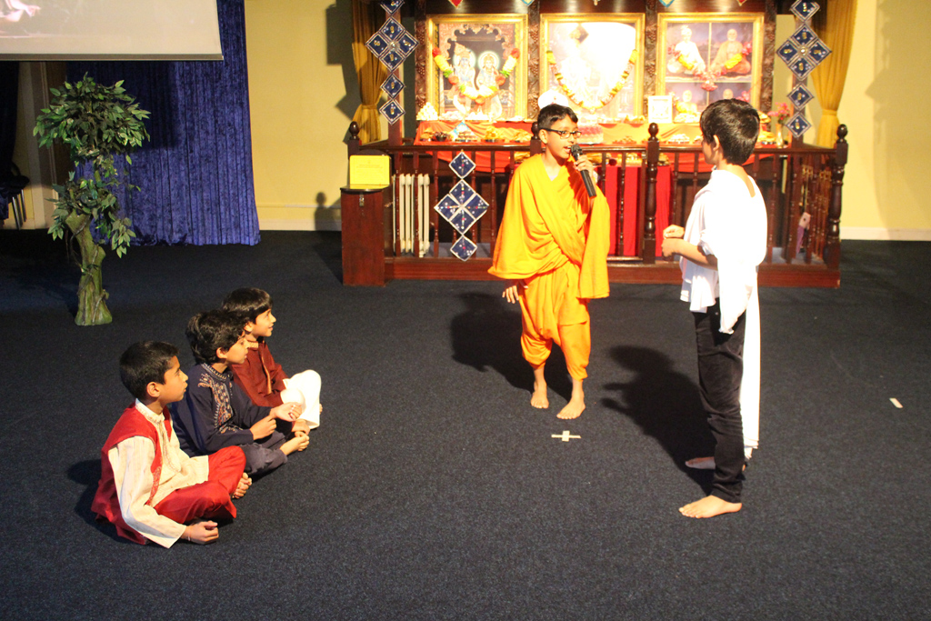 Swaminarayan Jayanti & Ram Navmi Celebrations, Loughborough, UK