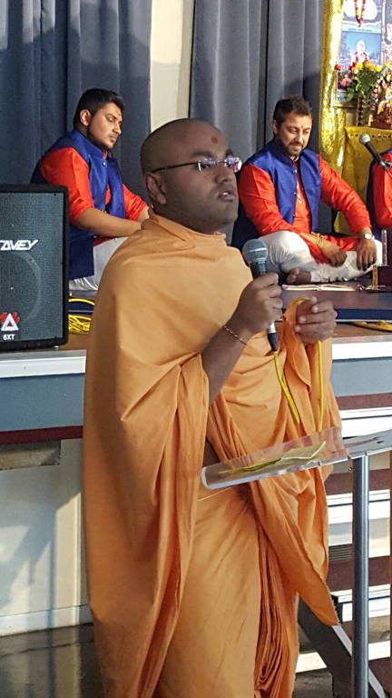 Swaminarayan Jayanti & Ram Navmi Celebrations, Welhat, UK