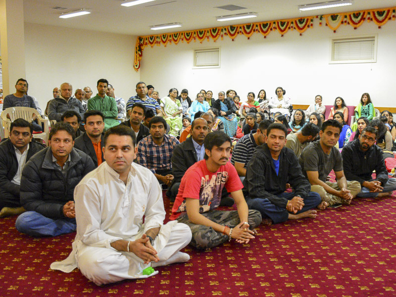 Shri Swaminarayan Jayanti and Ram Navmi Celebration, Christchurch