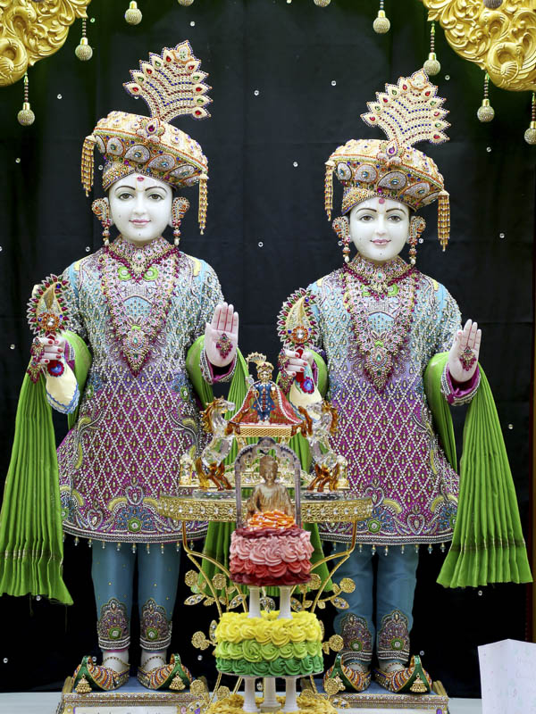 Shri Swaminarayan Jayanti and Ram Navmi Celebration, Melbourne
