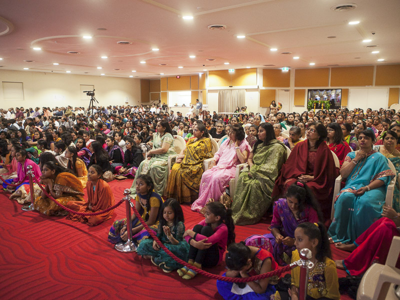Shri Swaminarayan Jayanti and Ram Navmi Celebration, Sydney
