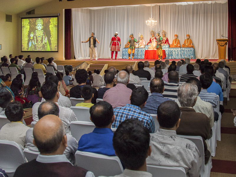 Shri Swaminarayan Jayanti and Ram Navmi Celebration, Auckland