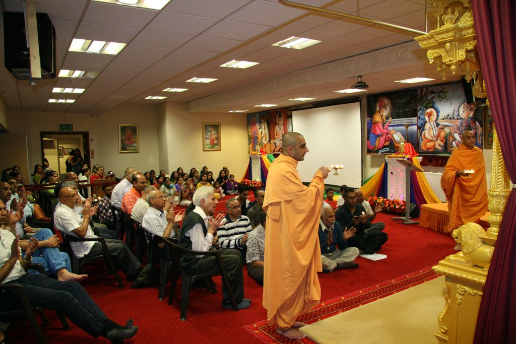 Swaminarayan Jayanti & Ram Navmi Celebrations, Southend-on-Sea, UK