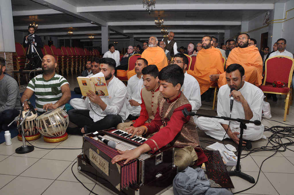 Swaminarayan Jayanti & Ram Navmi Celebrations, Paris, France