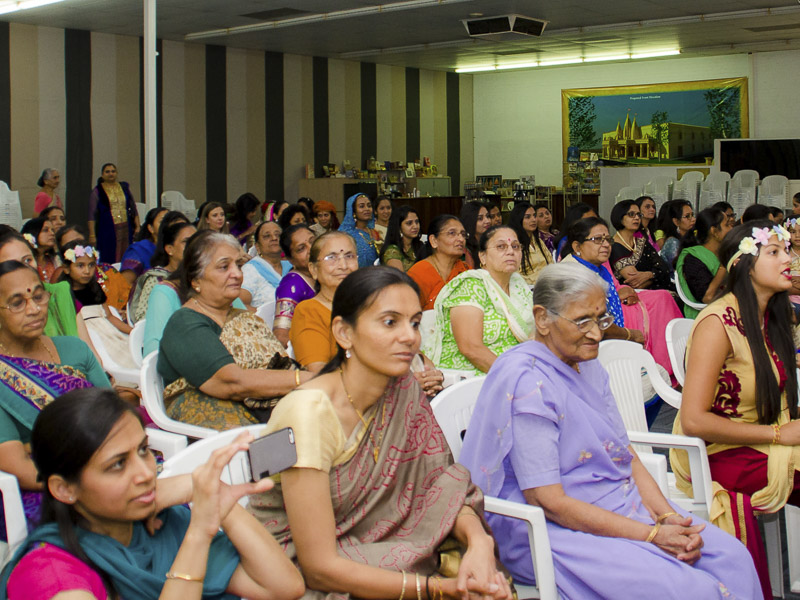 Shri Swaminarayan Jayanti and Ram Navmi Mahila Celebration, Perth
