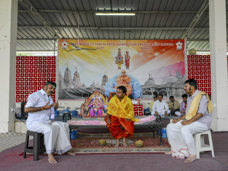 Shri Swaminarayan Jayanti and Ram Navmi Celebration, Muscat