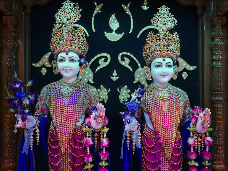 Shri Swaminarayan Jayanti and Ram Navmi Celebration, Johannesburg