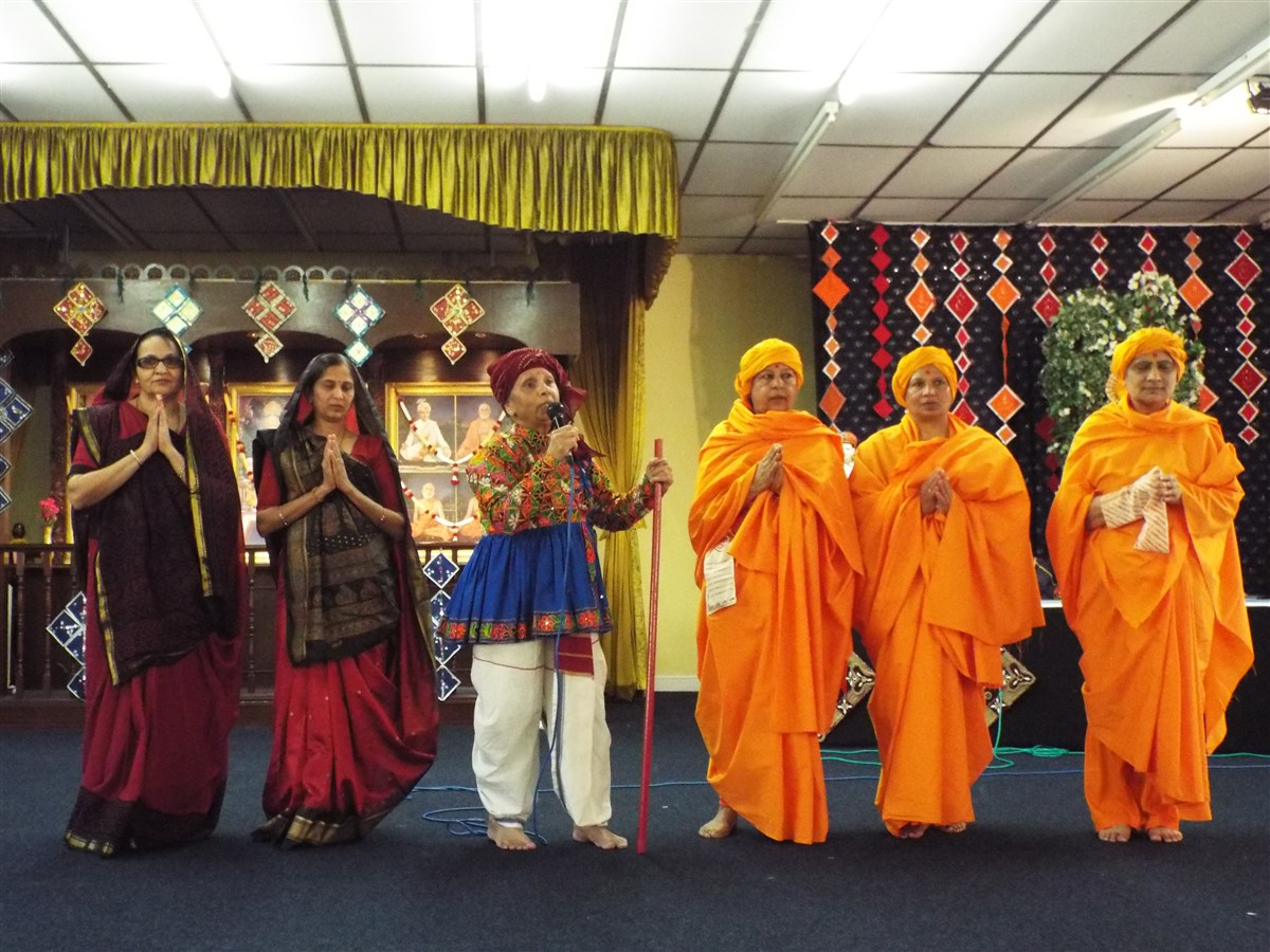 Swaminarayan Jayanti & Ram Navmi Mahila Celebrations, Loughborough, UK