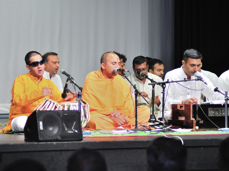 Kirtan aradhana assembly, Gold Coast