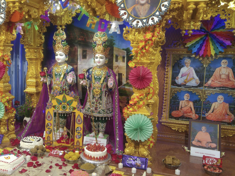Shri Swaminarayan Jayanti and Ram Navmi Celebration, Hong Kong