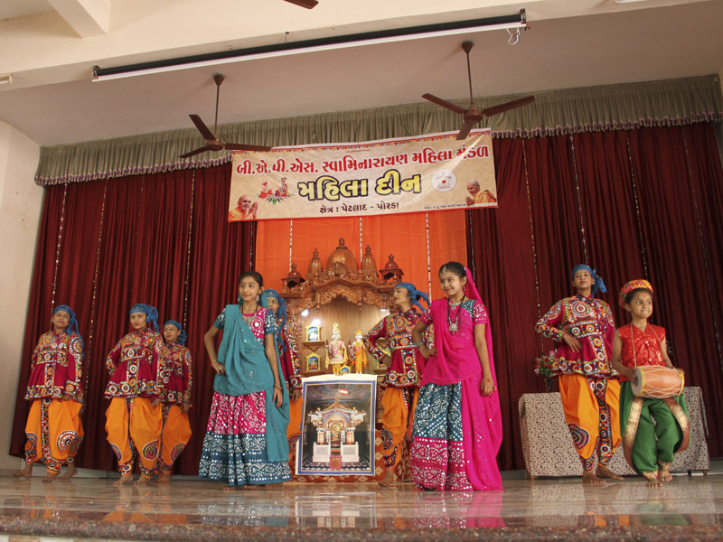 Women's Day Celebration 2017, Petlad