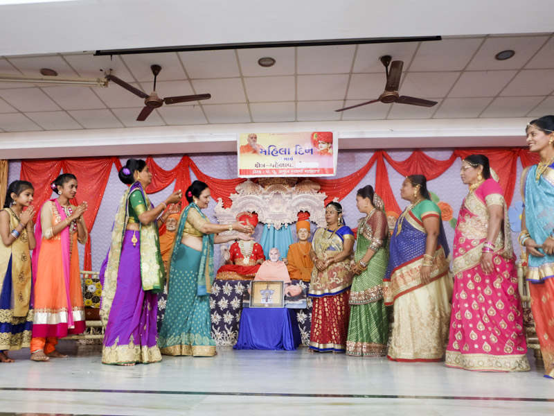 Women's Day Celebration 2017, Mahelav