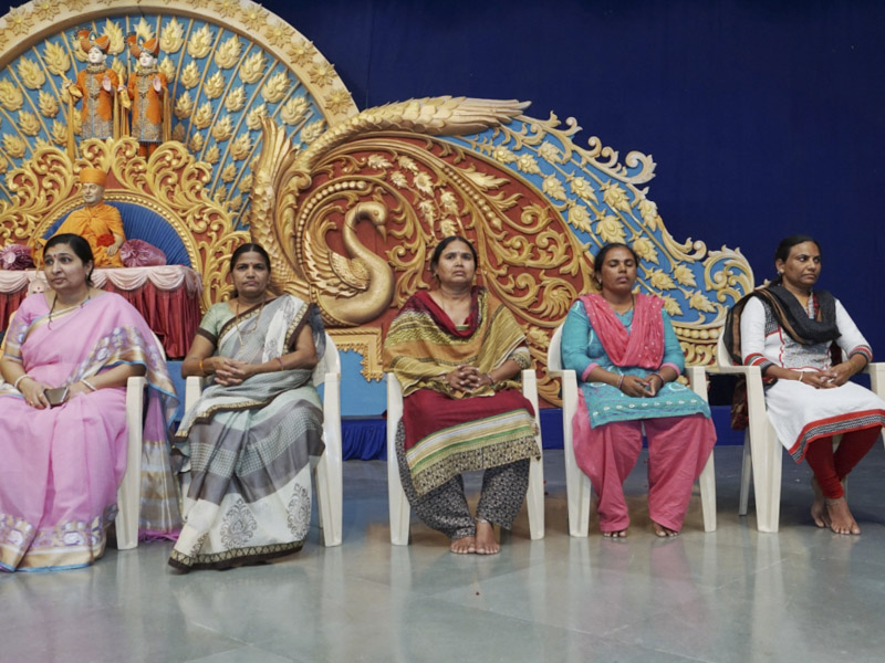 Women's Day Celebration 2017, Gadhada
