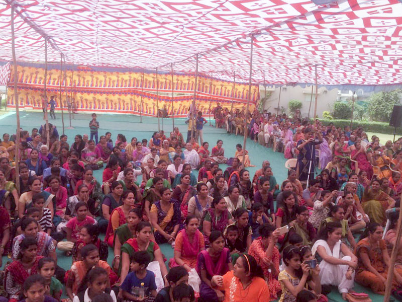 Women's Day Celebration 2017, Vallabh Vidyanagar