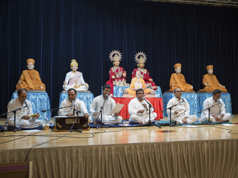 Yogi Jayanti Celebration 2017, Auckland