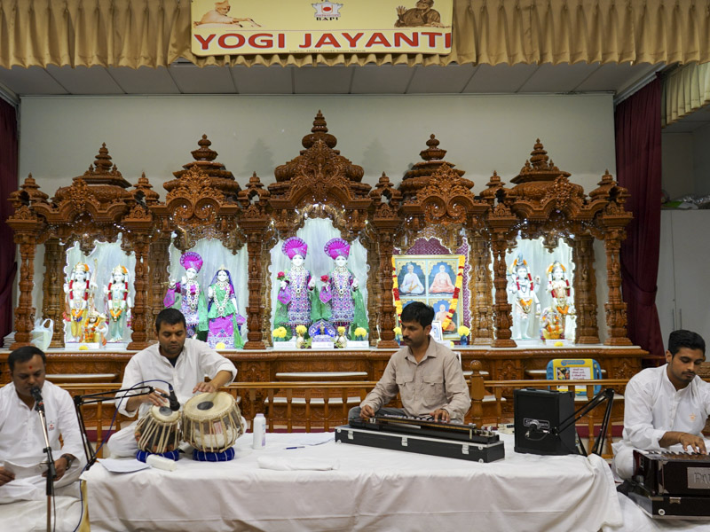 Yogi Jayanti Celebration 2017, Wellington