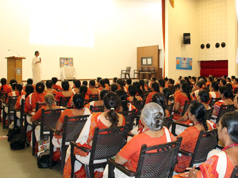 Women's National Leadership Seminars, Randesan