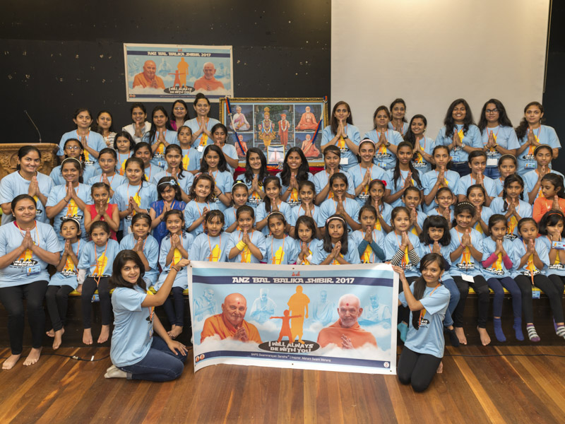 'I Will Always Be with You' Bal-Balika Shibir, Melbourne