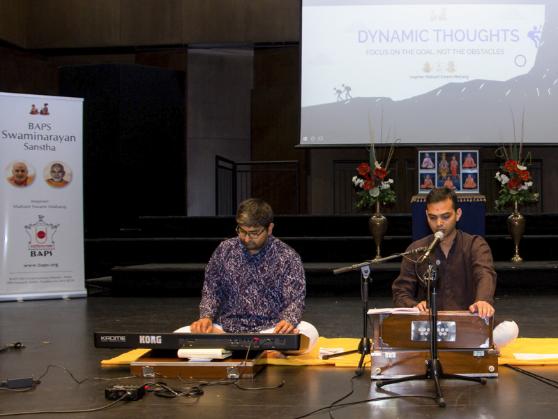 Youth Seminar: 'Dynamic Thoughts', Perth