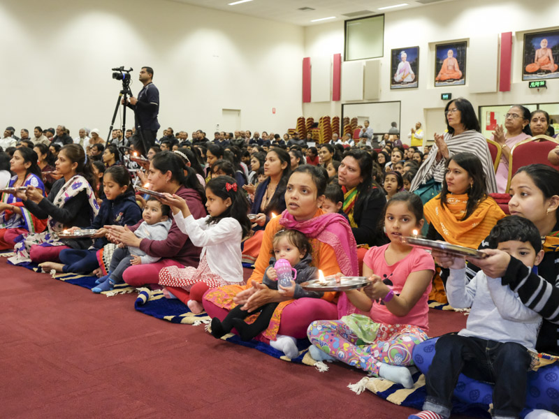 Guru Purnima Celebration 2017, Adelaide