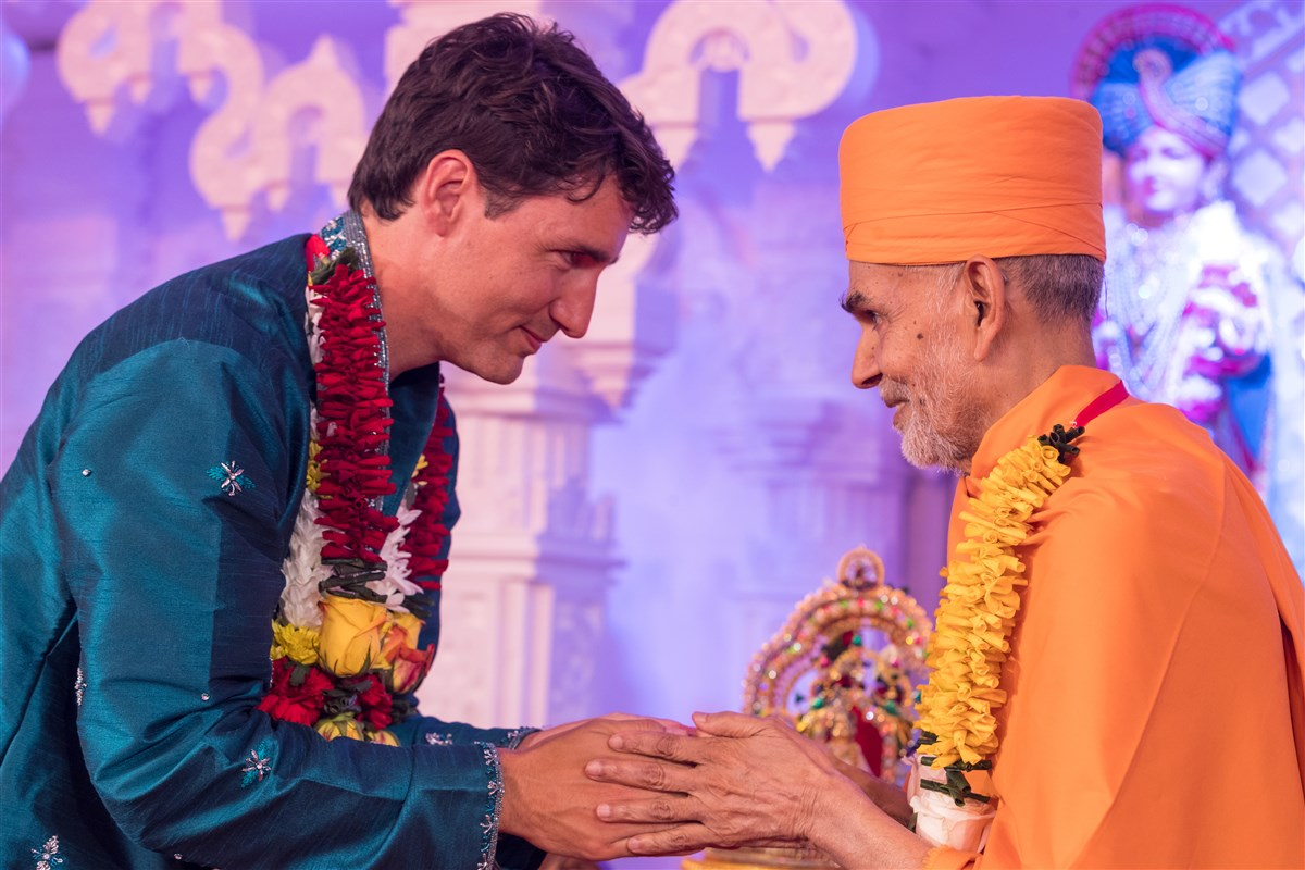 Prime Minister of Canada Justin Trudeau attends 10th Anniversary Celebrations