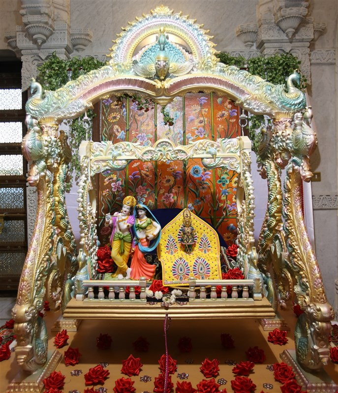 Shri Krishna Janmashtami, London, UK