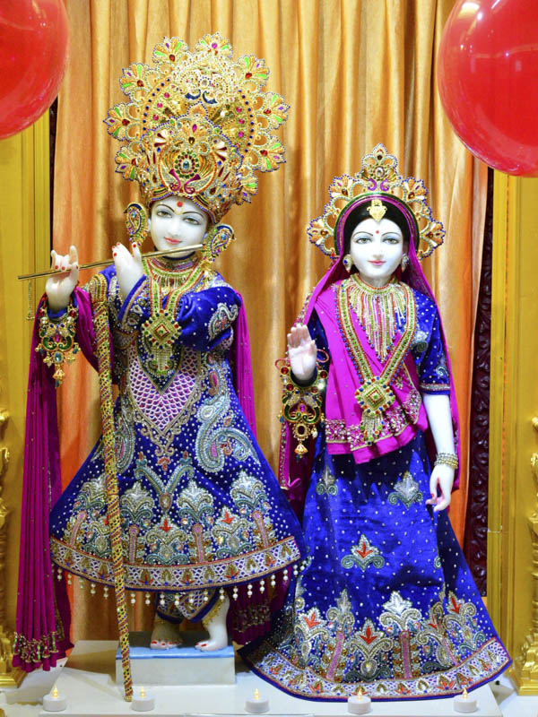 Janmashtami Celebration 2017, Christchurch