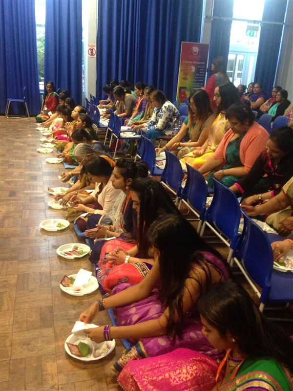 Chaturmas Parayan, Crawley, UK