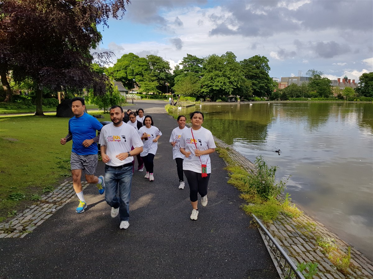BAPS Annual 10k Challenge, Newcastle, UK