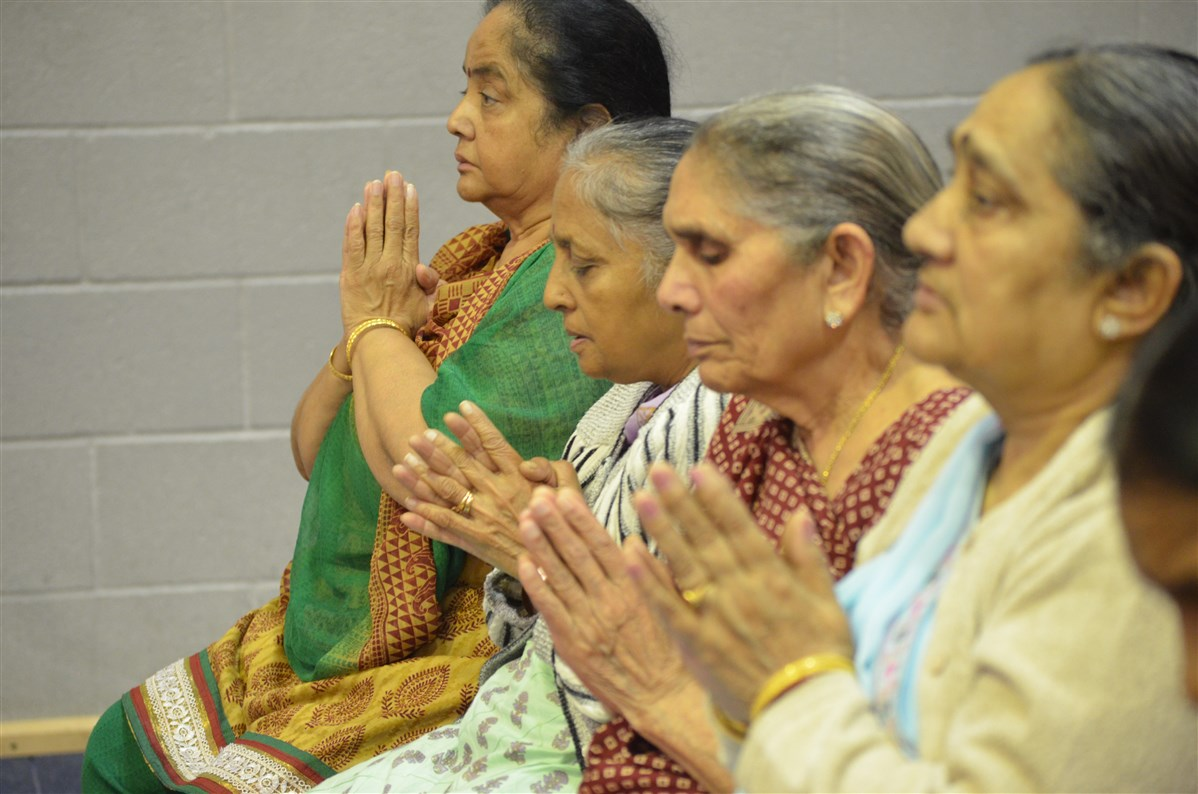 Chaturmas Mahila Parayan, South East London, UK