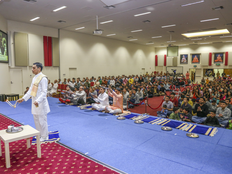 HH Mahant Swami Maharaj's 84th Birthday Celebration, Adelaide