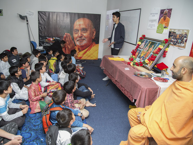 HH Mahant Swami Maharaj's 84th Birthday Celebration, Melbourne