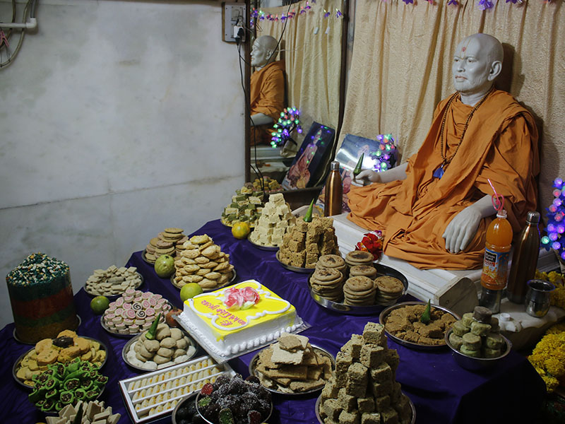 Diwali and Annakut Celebrations 2017, Mahelav
