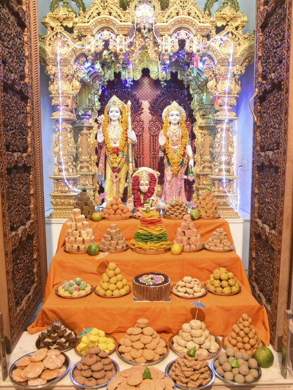 Diwali and Annakut Celebrations 2017, Silvassa