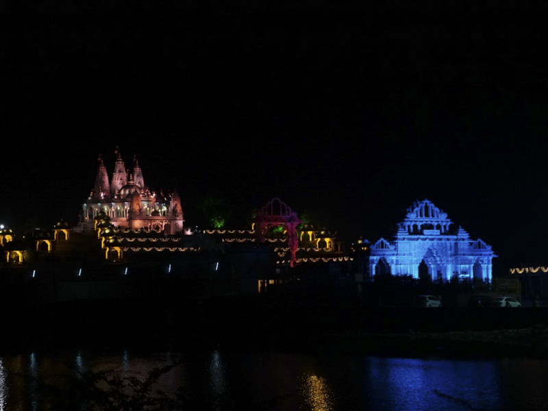 Diwali and Annakut Celebrations 2017, Gadhada
