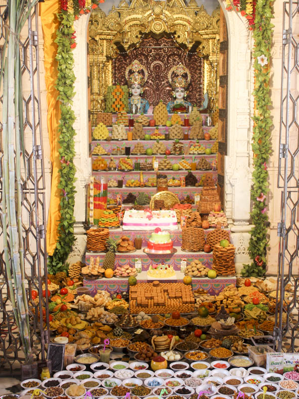 Diwali and Annakut Celebrations 2017, Dholka