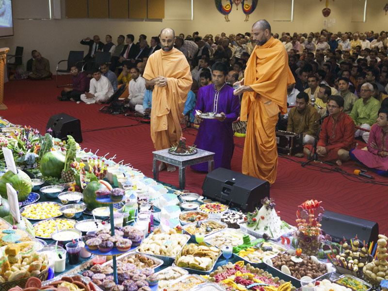 Diwali and Annakut Celebrations 2017, Sydney