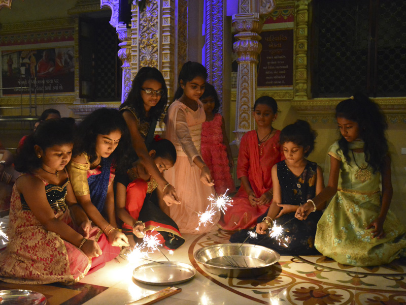 Diwali and Annakut Celebrations 2017, Mombasa
